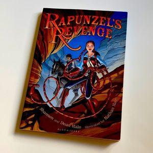 Rapunzel's revenge graphic novel